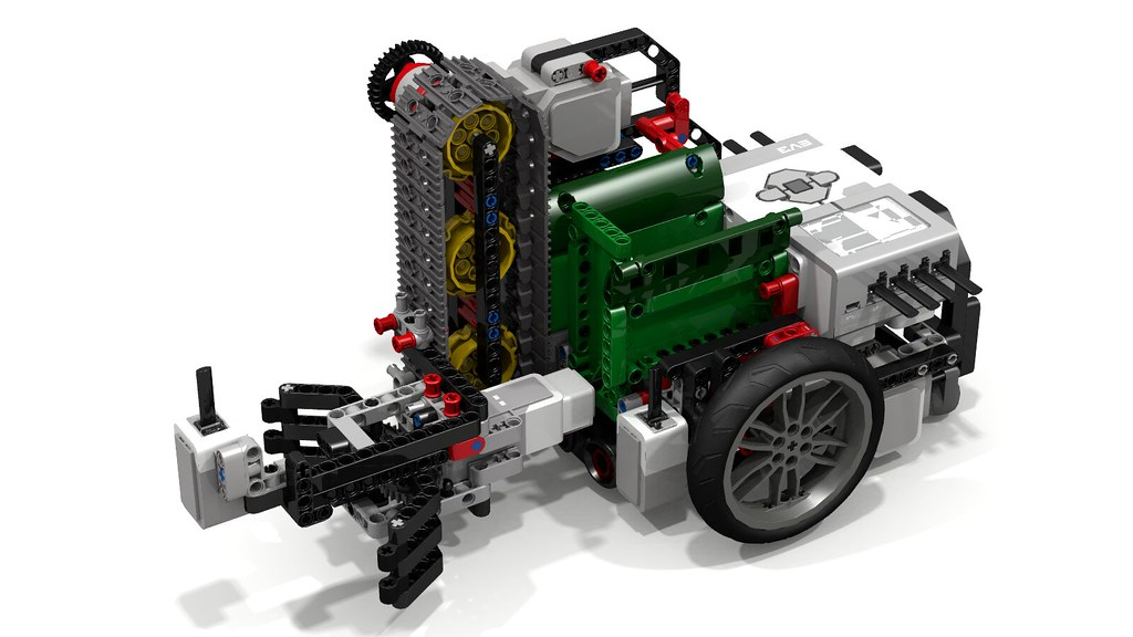 "Lego ""Fllying Lobster"" EV3 Robot | Inspired by Builderdude35… | Flickr"