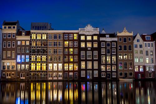 Amsterdam By Night David Phan Flickr