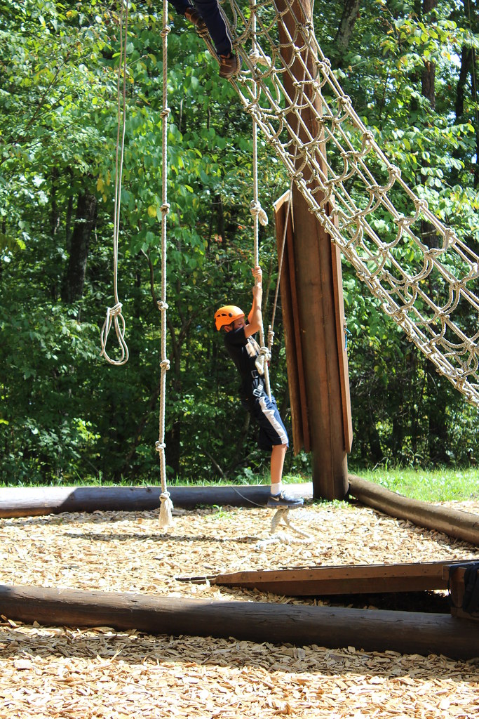 ... Ropes Course (3) | By The Fulton School At St. Albans