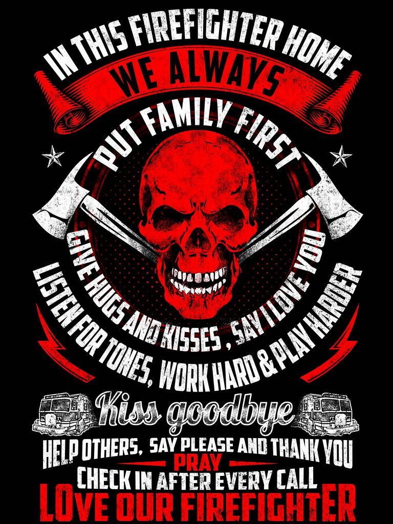 Firefighter T Shirt Designs