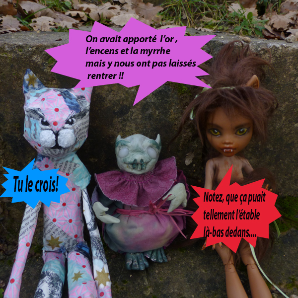 Monster High Clawdeen wolf: les Rois Mages 31412916220_99f30ba015_o