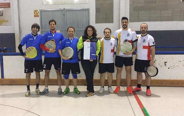 5ª Jornada Lliga Catalana de Tamborí 2016/17