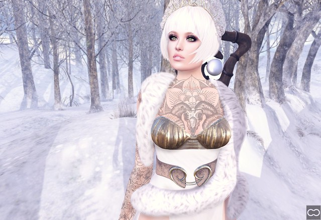 Maiden Of The Snow