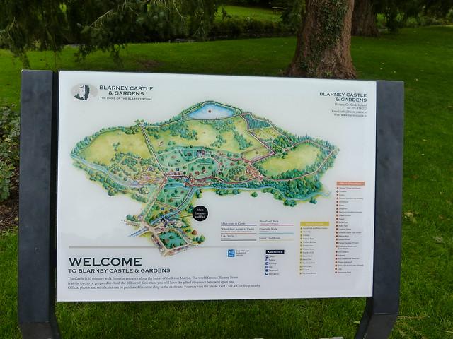 2016 Irland - Blarney Castle