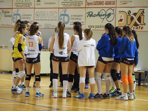 IMARC Rossano - VIVIgas Arena Volley