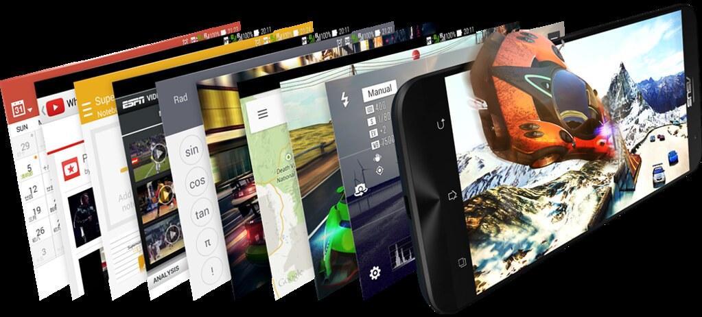Sforum - Trang thông tin công nghệ mới nhất 31815776891_6e0b90cee6_b ASUS ZenFone 2 ZE551ML 64GB/4G RAM giảm sốc 50%, còn 3.690.000đ tại CellphoneS