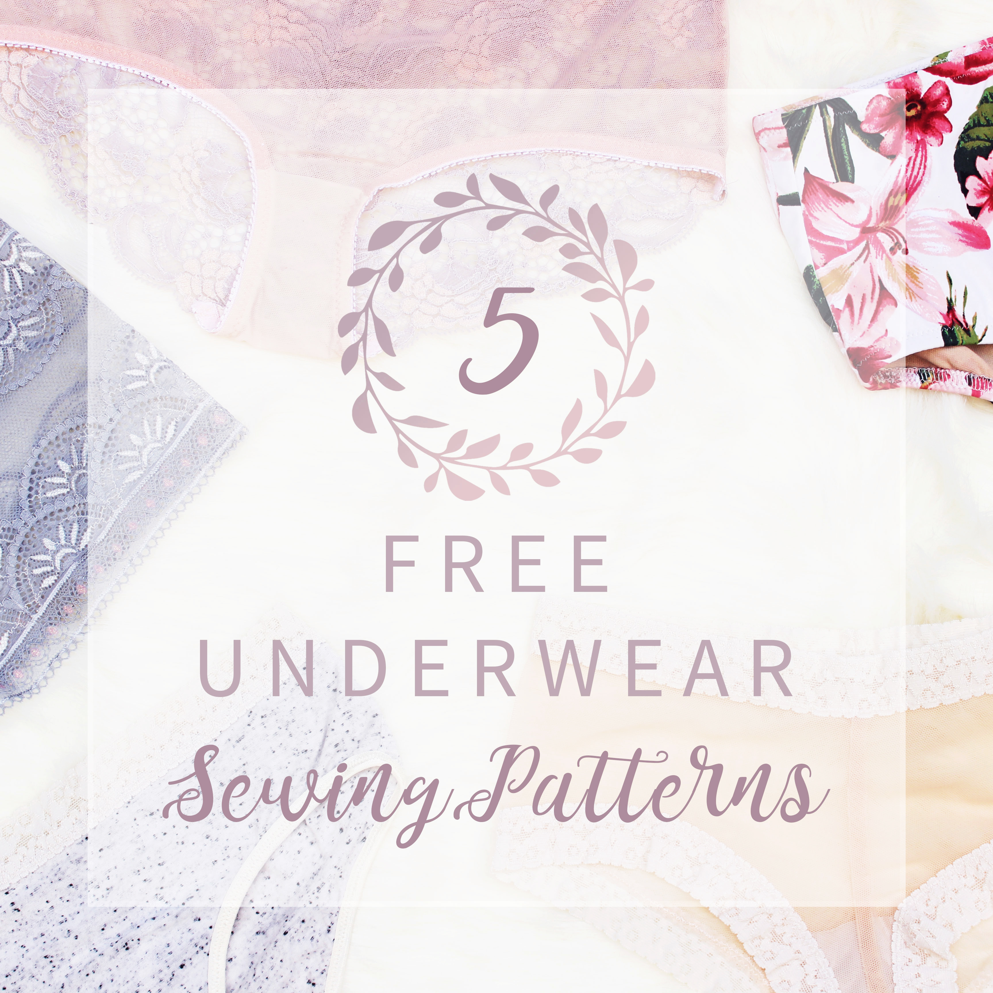 Five Free Sewing Patterns