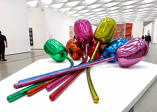 Tulips - Jeff Koons (3459)