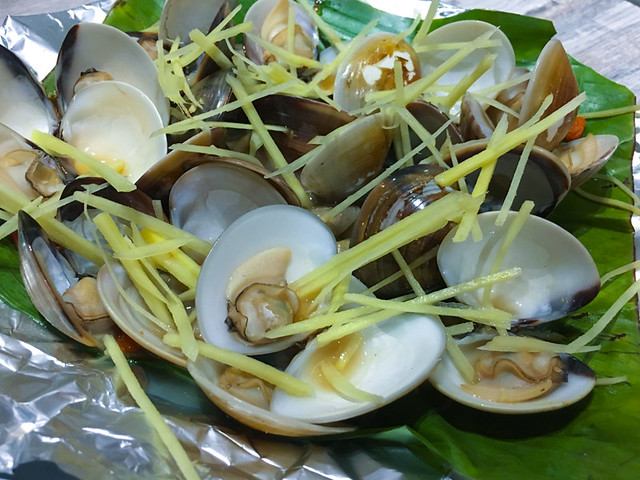 Bubu Grill Seafood Kepong Steamed Clams