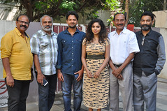 ATM Working Movie Pressmeet Stills