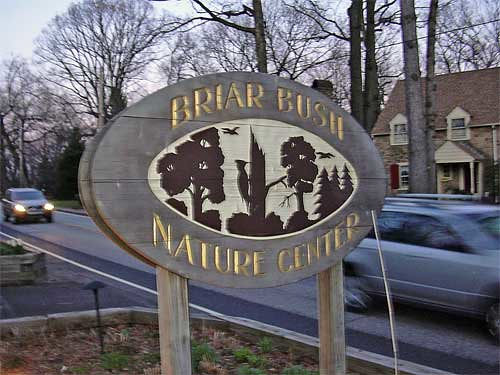 Briar Bush Nature Center Pa