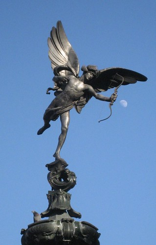 Eros Statue | by richardr