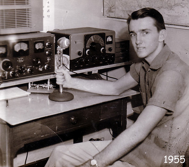first hf radio station amateur Your
