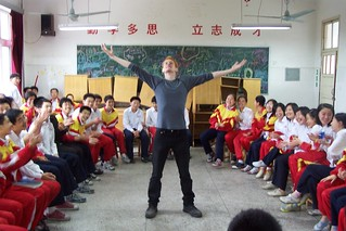Teaching and traveling in China (Feb-Oct 2004) | by inexplicably