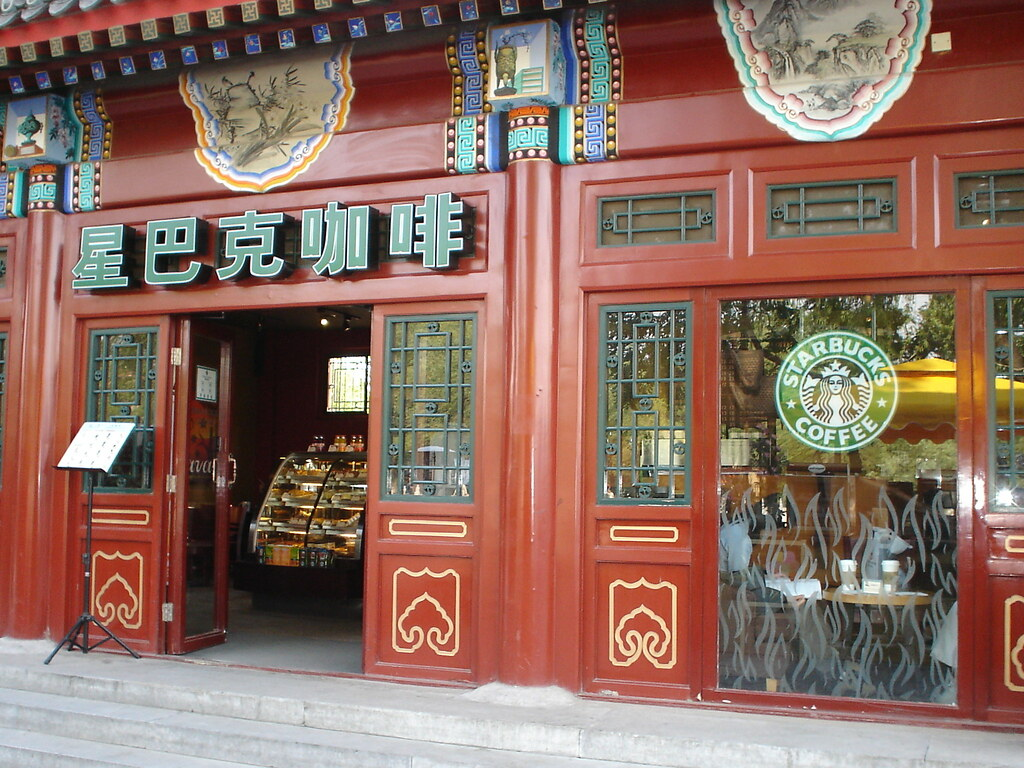 starbucks in beijing The seattle-based company will pilot delivery services from 150 starbucks stores  in beijing and shanghai and plans to expand that to more.