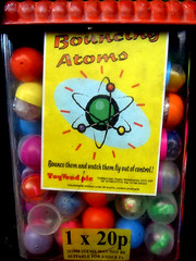Bouncing Atoms | by Mr Jaded