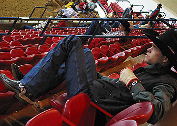 Cowtown Rodeo, Ft. Worth, 2005 | by panopticon