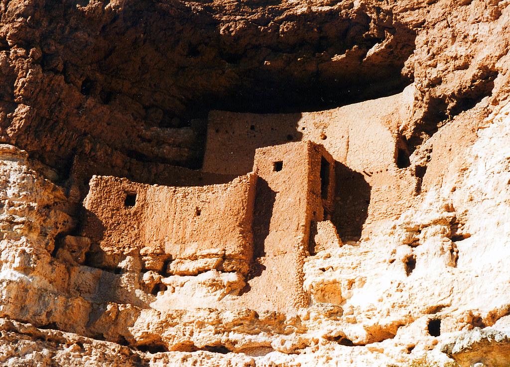 Hohokam Cliff Dwelling Montezuma Castle Arizona Flickr