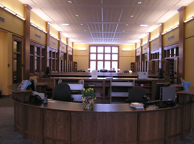 Link to Sargent Memorial Library Home Page