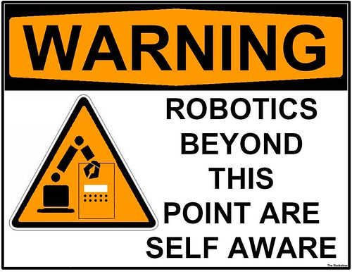 Self Aware Robotics | by The Rocketeer