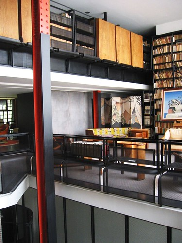 maison de verre we weren 39 t supposed to take any pics insid flickr. Black Bedroom Furniture Sets. Home Design Ideas