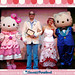 Hello Kitty Wedding at Puroland Tokyo
