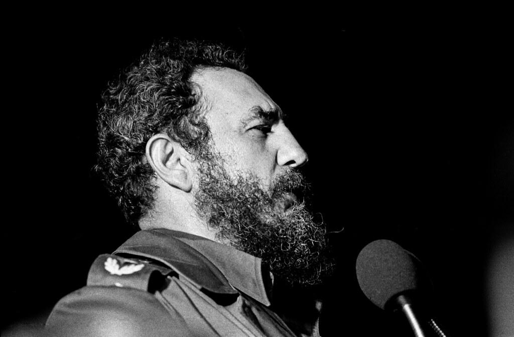 Fidel Castro, Havana, 1978 | by Marcelo  Montecino
