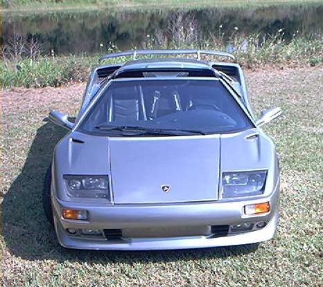 ... Lamborghini Kit Car Diablo Replicas Replicars Exotic Roadster Fiero  Chassis Body Conversions Kits 561 935