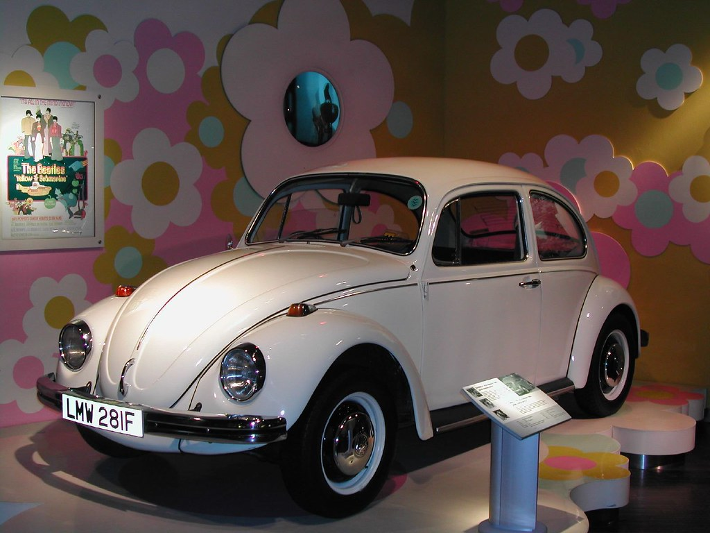 Abbey Road Beetle Car