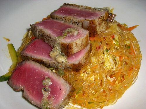 Seared Ahi Tuna | by taminsea