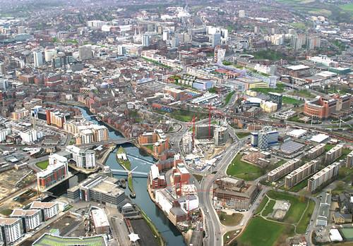 Eastgate Leeds | An ae...