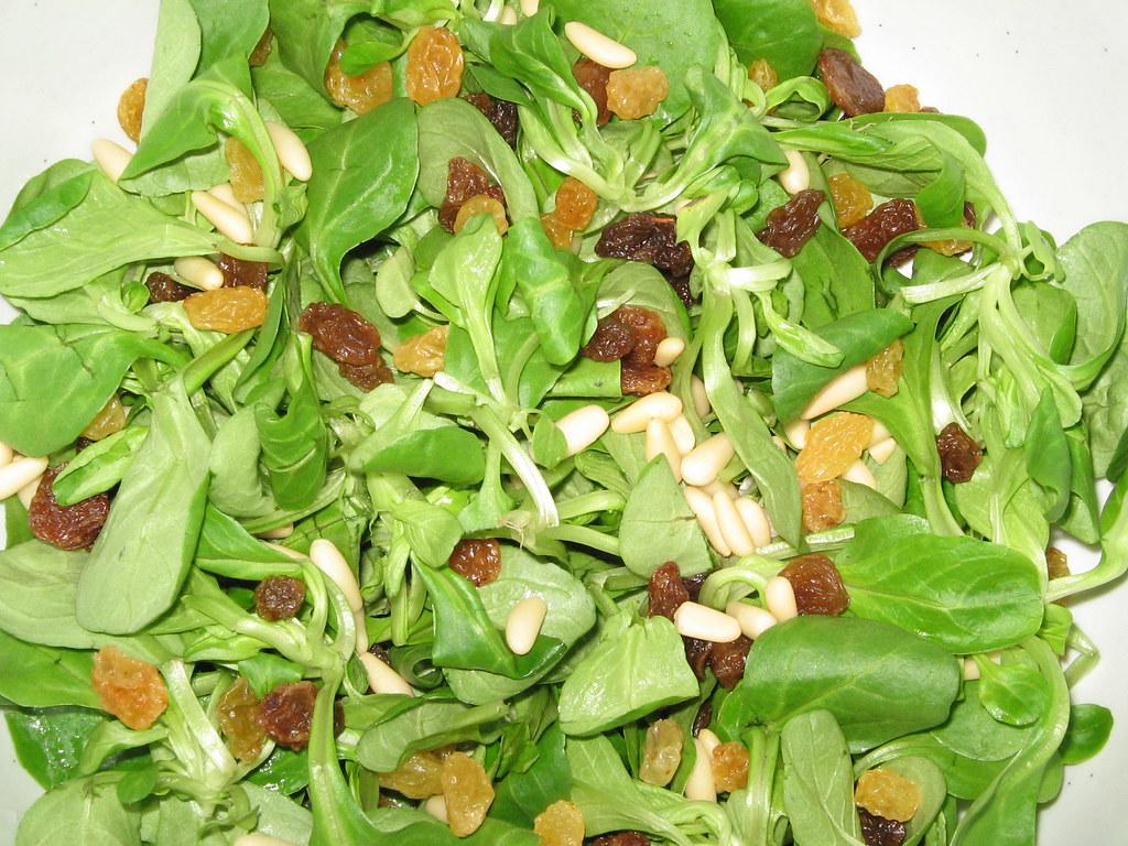 Rachel's salad | Rachel nous a composé une petite salade de ...