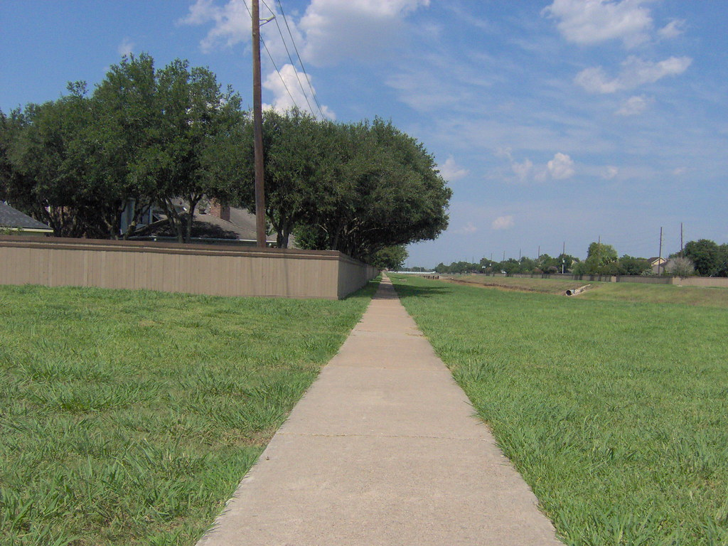 Bayou view 1 sugar land texas 2006 view looking for Free land in texas