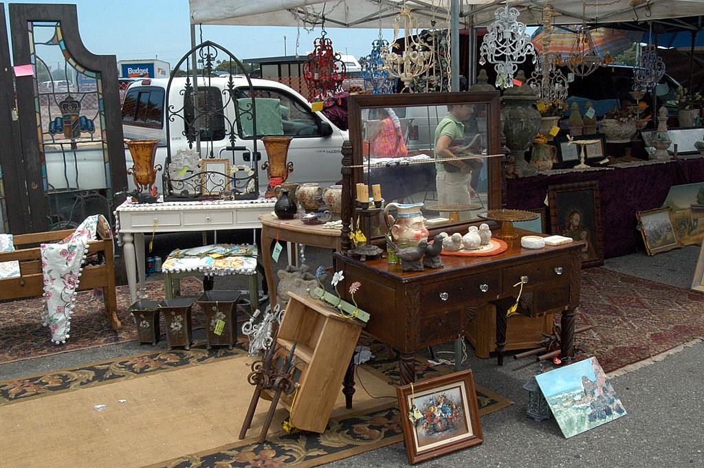Long beach antique flea market july 16 2006 antique vint for Long beach antique market