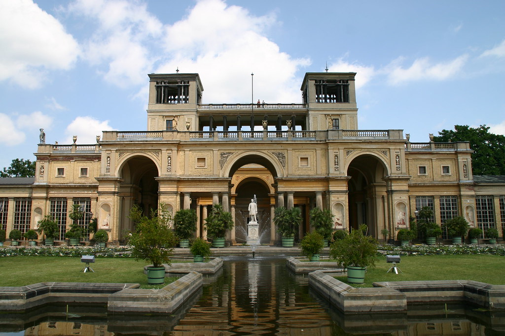 the orangerie sanssouci palace potsdam germany blake read flickr. Black Bedroom Furniture Sets. Home Design Ideas
