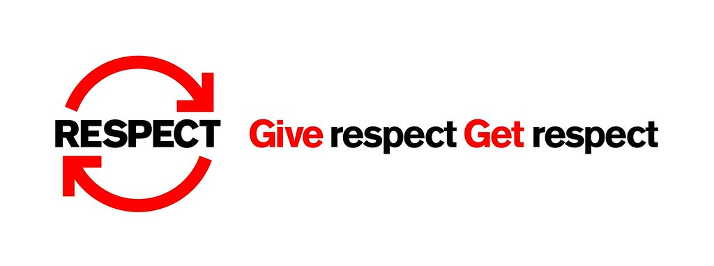 Respect Logo : www.respect.gov.uk : Richard Layman : Flickr