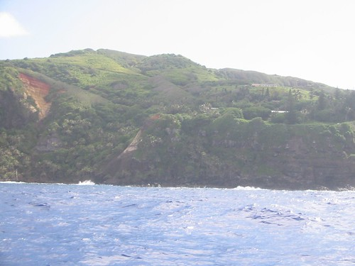 Pitcairn Island - Bounty Bay | by wheatstrong