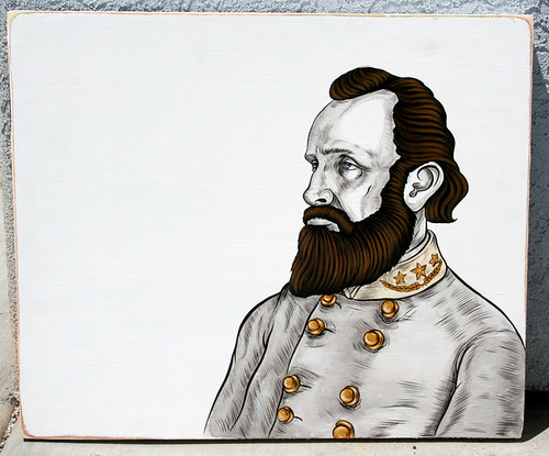 Stonewall Jackson | by Michael James Maxwell