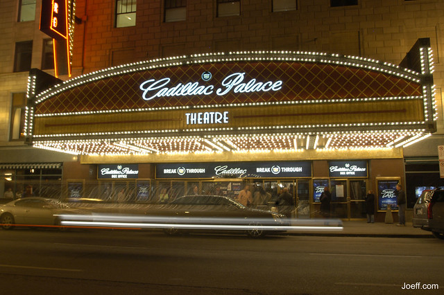 the cadillac palace theatre flickr photo sharing. Cars Review. Best American Auto & Cars Review