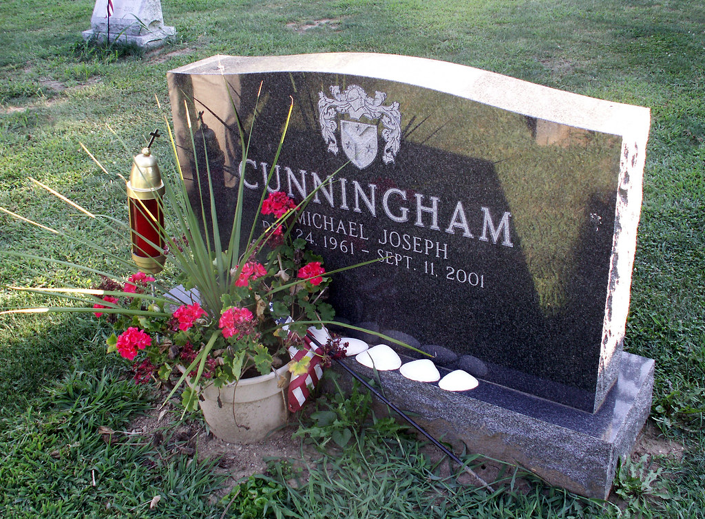 in memory of michael joseph cunningham 911 victim flickr