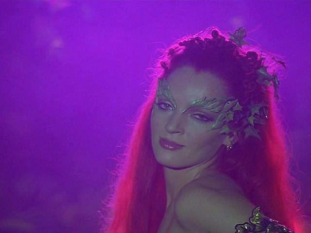 Poison Ivy Uma Thurman  I Think She Was So Sexy In This -2526