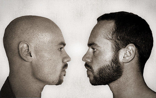 Self portrait: bald and bearded | by Ruben & Tina