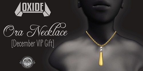 OXIDE Ora Necklace [VIP Gift]