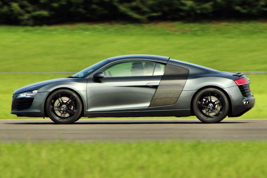 Audi R8 Dunsfold 2015 Airwolfhound Flickr