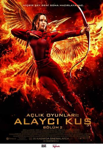 Açlık Oyunları: Alaycı Kuş Bölüm 2 - Hunger Games: Mockingjay Part 2 (2015)