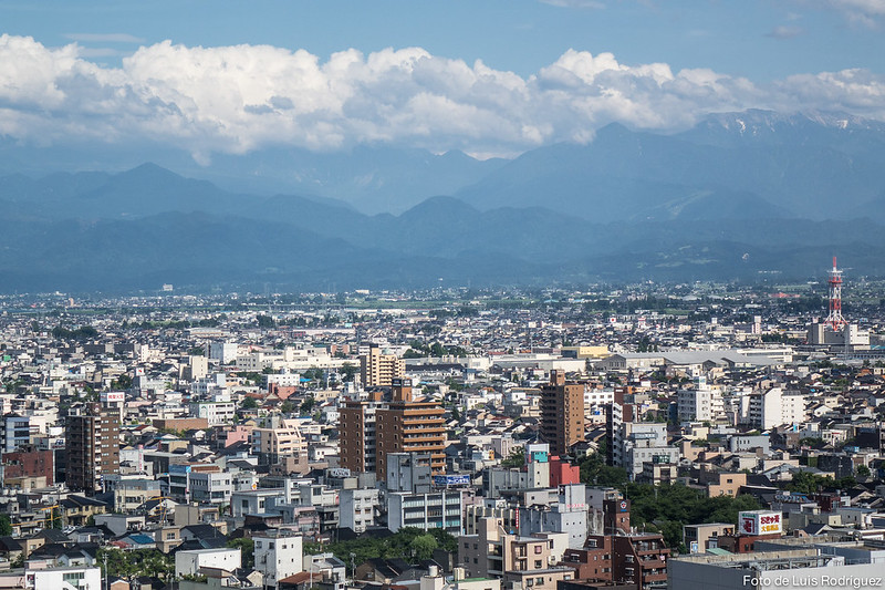 Toyama Observation Tower-28