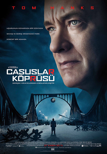 Casuslar Köprüsü - Bridge of Spies (2015)