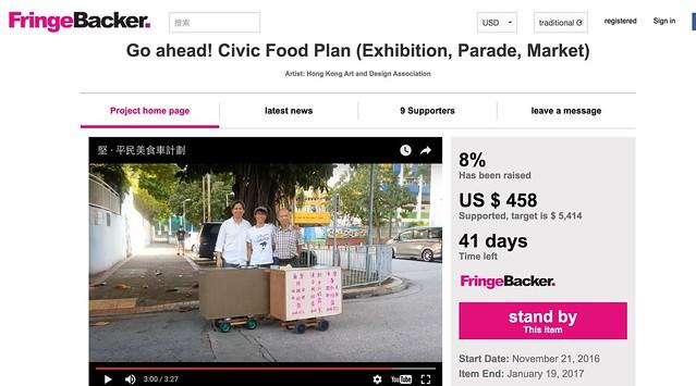 Niles Mak Street Food Cart