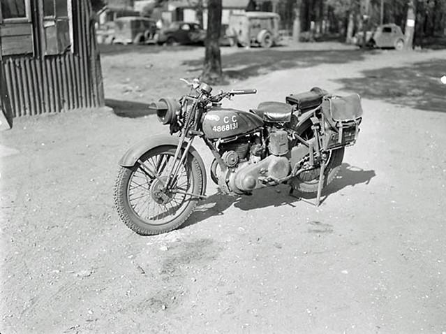 Canadian Norton 16H