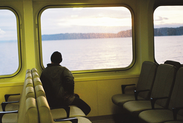 Whidbey Island Ferry